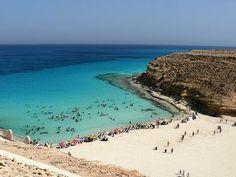 Mar Vermelho - Egito  O Mar Vermelho é um dos principais destinos do mundo para a prática do mergulho ou snorkell. É um mar onde a fauna e a flora são variadas e diversas, um mar que esbanja natureza pelos seus quatro lados.
