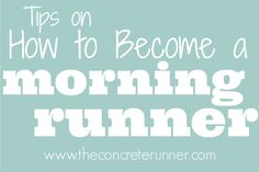 How to become a morning runner Running Routine, Running Workouts, Running Tips, Fun Workouts, Trail Running, You Fitness, Fitness Motivation, Health Fitness, Free Fitness