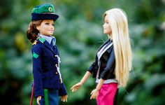A Barbie entrou para a GNR
