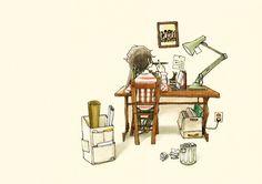 イラストレーション|大阪・和歌山|ホームページ作成・イラスト制作|spicato(スピッカート)