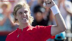 Shapovalov downs Del Potro at Rogers Cup