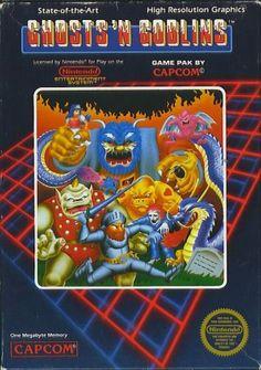 Ghosts 'N Goblins: NES