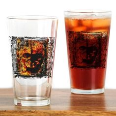 Burning Skull fused into the wall Drinking Glass> Cups Mugs Glasses Section> Future Imaging Designs Custom Pint Glasses, Personalized Beer Glasses, Different Types Of Beer, Drinking Glass, Glass Design, How To Raise Money, Tableware, Drink Beer, Himym