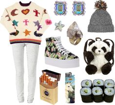 """Untitled #214"" by wigglytuff ❤ liked on Polyvore"