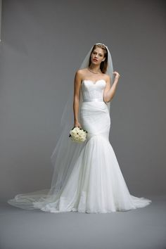 Wedding Dresses from Bridal Market: Glamour.com