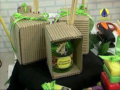 Santa Receita | Mini curso de sabonetes: embalagem para aromatizador de ambientes - 12 de Agosto - YouTube