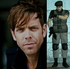 Joe Hursley as Dragunov was Umbrella Biohazard Countermeasure Service Squad A, Bravo Mercenary Captain in digital world. He was also Army Captain in Czech Republic. Ed Anderson and Mikhail Victor hired him to be part of Squad A, Bravo Platoon. In September 26, 1998. They orders to eliminate supervisors in Piximon's Temple, they lost Rodrigo, James Hamilton and 4 Mercenaries. In September 28, 1998. He was killed during drop off in Odaiba city with Jonathan and Armstrong, eaten by zombies.