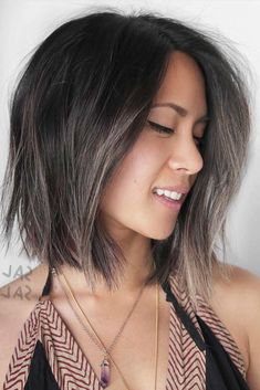Bob hairstyles are everything a lady can dream of. Everything you would like your hair to look like can be pulled off with a help of bob, how cool is that! #bobhairstyles #hairstyles
