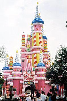 Vintage Magic Kingdom | ... # walt disney world # vintage disney parks # vintage disney world