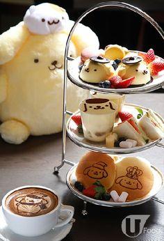 Pom Pom Purin Cafe (Hong Kong)