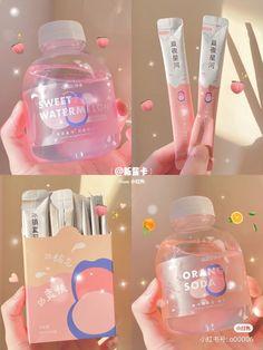 Kawaii Makeup, Cute Makeup, Glam Makeup, Makeup Kit, Skin Makeup, Beauty Care, Beauty Skin, Peach Makeup, Peach Aesthetic