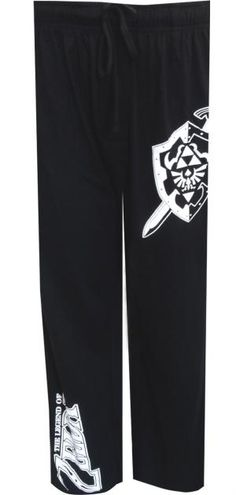 WebUndies.com Nintendo The Legend of Zelda Lounge Pants