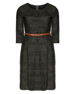 ZAY - Wool-blend knitted dress - navabi