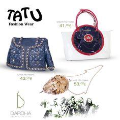 Butiku TATU ne Qendren Tregtare Dardha ne Prishtine ofron modele te bukura te çantave. Ejani dhe na vizitoni.