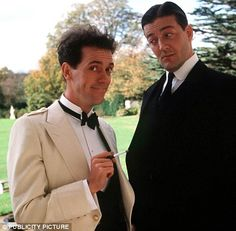 Jeeves and Wooster  Hugh Laurie and Stephen Fry