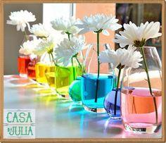 As Flores do Casamento   Casa da Júlia