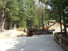 Photos at Gold Run Rest Area, Westbound - Gold Run, CA