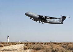 C-5M undergoes 'super' upgrade at Edwards