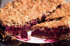 Vločkový koláč | Apetitonline.cz Healthy Sweets, Meatloaf, Nom Nom, Food And Drink, Cupcakes, Baking, Desserts, Recipes, Yummy Yummy