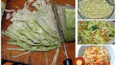 Mladá kapusta je liek a kilá likviduje na počkanie: 11 top šalátov, ktoré vám po sviatkoch dajú do poriadku postavu aj zdravie! Cabbage, Salads, Vegetables, Fit, Dressing, Belle, Veggies, Cabbages, Veggie Food