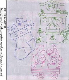 PATCHWORK= SOLO PATRONES = TODO GRATIS: PATCHWORK - COVERTOR REALIZADO EN PATCHWORK CON SUS PATRONES