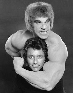 Bill Bixby and The Incredible Hulk