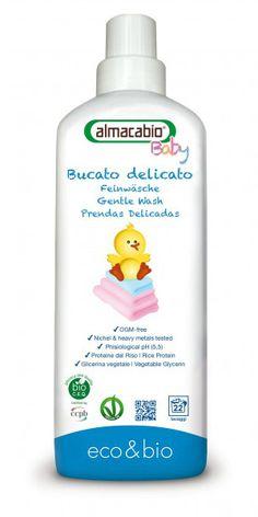 Płyn do prania dziecięcych ubranek Bio CEQ, 1 l - Almacabio