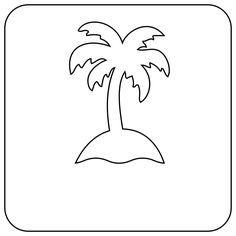 simple line drawings of trees - Google Search