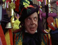 The child catcher from chitty chitty bang bang. Another one of my favorite villians!