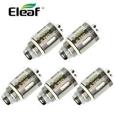 >> Click to Buy << 5Pcs Eleaf GS Air 2 Atomizer Coil 0.75ohm Pure Cotton Head  kantha KA1 heating wire Coils for Eleaf GS-Air 2 Atomizer Tank Vape #Affiliate