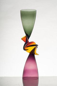 Richard Royal-Pittsburgh Glass auction 2012 #glass