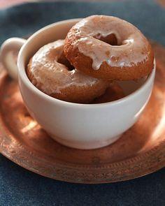 Chai Tea Donuts