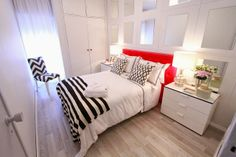 Home-Styling: Querido Mudei a Casa TV Show #22.08 - Before & After - Part II - Ruth's Bedroom