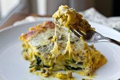 Autumn Lasagna, Familiar Yet Different
