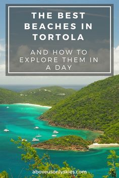 Visiting the British Virgin Islands soon? Here's how to explore the best beaches on Tortola by road...
