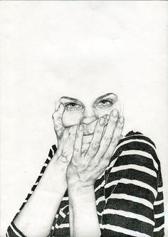 no evil by Analisa Aza, via Behance