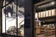 Old Amsterdam Cheese flagship store by studiomfd, Amsterdam store design