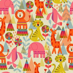 Color Zoo | Licensing | Drawn to better | Astound.us