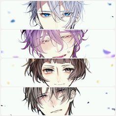 Anime Eyes, Manga Anime, Anime Art, Male Manga, Mutsunokami Yoshiyuki, Reborn Katekyo Hitman, Touken Ranbu, Character Art, Chibi