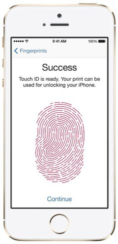 The #iPhone fingerprint sensor is the latest in #smartphone security.