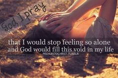 God, I pray...
