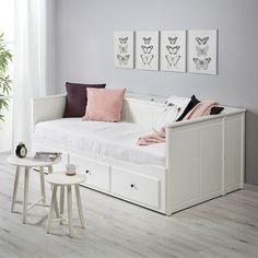 HEMNES Tároló matrachoz - fehér - IKEA Hemnes, Ikea, Entryway Bench, Storage, Furniture, Home Decor, Entry Bench, Purse Storage, Hall Bench