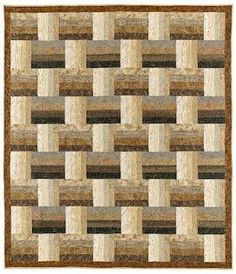 (7) Name: 'Quilting : Basket Weave