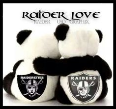 Raiders love... No Matter What.. We Got Our Raider Love!!! Happy Football Sunday ~10/11/2015~