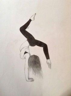 Рисунки рисунки в 2019 г. drawings, dancer drawing и gymnastics. Girl Drawing Sketches, Art Drawings Sketches Simple, Pencil Art Drawings, Easy Drawings, Art Sketches, Drawing Ideas, Ballet Drawings, Dancing Drawings, Dancer Drawing