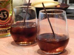 Michaskitchen.com Carajillos! solo necesitas cafe y licor 43!