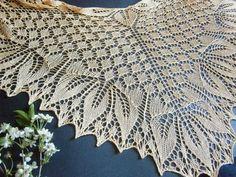Ideas for crochet shawl pattern wedding bridal bolero Lace Knitting Patterns, Knitting Blogs, Hand Knitting, Crochet Baby Shawl, Knitted Shawls, Lace Wrap, Lace Scarf, Knit Lace, Bridal Bolero