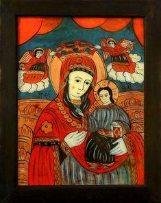 Imagine similară Our Lady, Catholic, Angels, Blessed, Spirit, Faith, Christian, Icons, Board