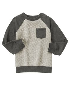 Quilted Pull Over at Gymboree