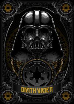 Darth Vader - Charles AP